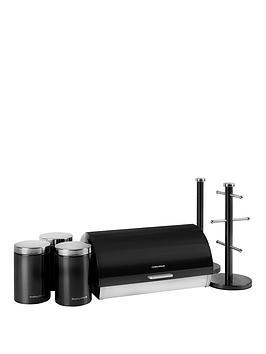 morphy-richards-accents-6-piece-storage-setnbsp-nbsptranslucent-black