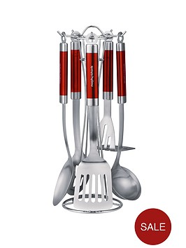 morphy-richards-tool-set-5-piece-red