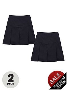 top-class-girls-essential-permanent-pleated-skirts-2-pack