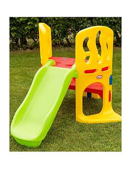 Little Tikes Little Tikes Hide And Slide Climber Picture