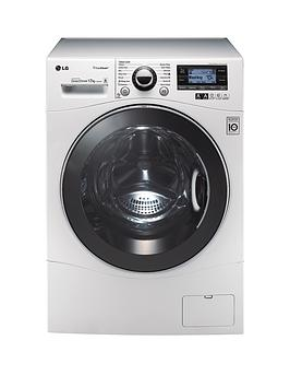 lg-f1495bdsa-1400-spin-12kg-load-washing-machine-white