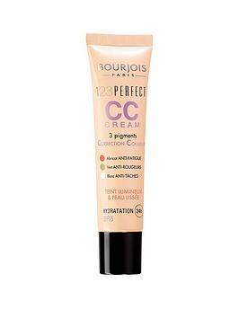 bourjois-123-perfect-cc-cream-foundation-lightweight-34nbspdarknbsp30ml