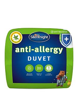 Silentnight Silentnight Anti Allergy, Anti Bacterial 7.5 Tog Duvet Picture