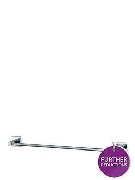 aqualux-mezzo-60-cm-towel-rail-chrome