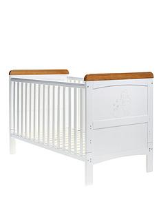 winnie-the-pooh-deluxe-cot-bed-amp-free-foam-mattress