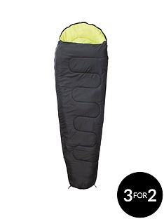 yellowstone-essential-mummy-sleeping-bag