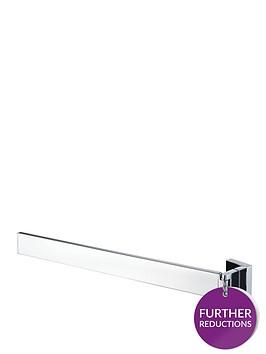 aqualux-haceka-edge-328-cm-adjustable-towel-rail