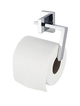 Aqualux Aqualux Haceka Edge Toilet Roll Holder - Chrome Picture