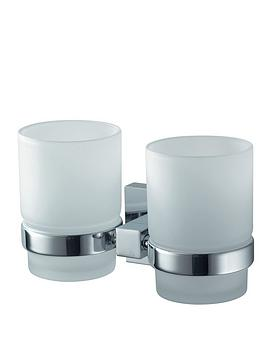 aqualux-haceka-mezzo-double-glass-holder
