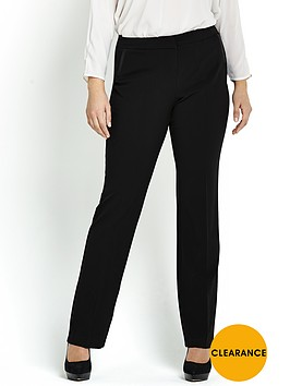 v-by-very-curve-straight-leg-pu-pocket-trim-trousers