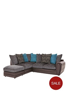 gatsby-left-hand-single-arm-corner-chaise-plus-footstool