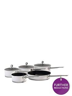 morphy-richards-5-piece-pan-set-white