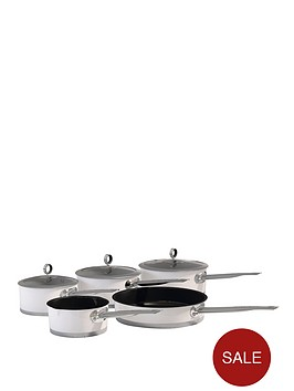 morphy-richards-5-piece-pan-set-white