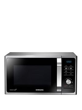 Samsung Samsung Ms23F301Tas/Eu 23-Litre, 800-Watt Solo Microwave - Silver Picture