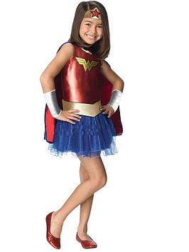 Very Wonder Woman - Child'S Costume Picture
