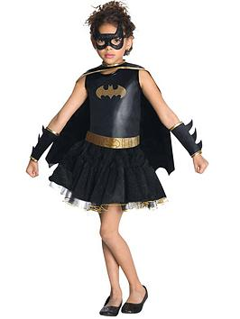 Batgirl Tutu  ChildS Costume