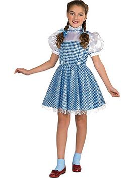 Very Girls Sequin Dorothy - Child Costume Picture