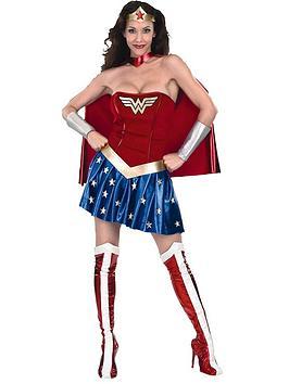 DC Comics  Dc Comics Wonder Woman - Adult Costume