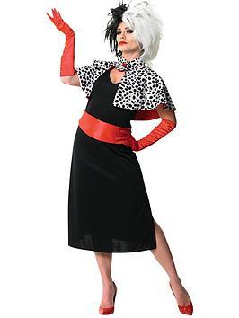 Disney Disney Cruella De Vil - Adult Costume Picture