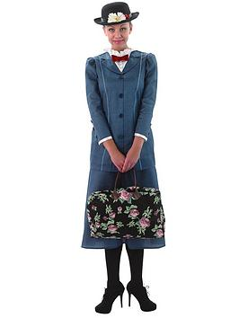 Disney   Mary Poppins - Adult Costume