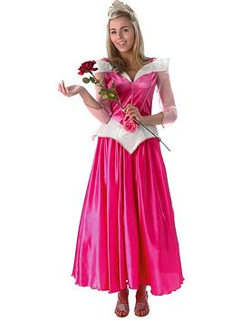 Disney Princess   Sleeping Beauty- Ladies Adult Costume