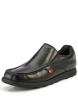Kickers Fragma Mens Slip On Shoes
