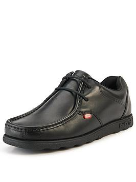 Kickers Kickers Fragma Mens Lace-Up Shoes Picture