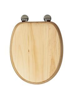 croydex-douglas-natural-pine-toilet-seat