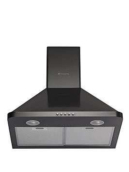 hotpoint-newstyle-hhp65cmbk-60cm-chimney-cooker-hood-black