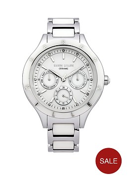 karen-millen-white-dial-stainless-steel-and-white-ceramic-ladies-watch