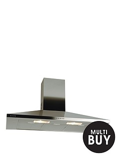 leisure-h91px-90cm-chimney-cooker-hood-stainless-steel