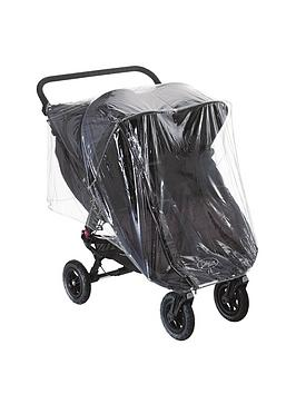 Baby Jogger Mini GTMini Double Raincover