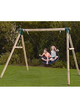 plum-spider-monkey-wooden-swing-set