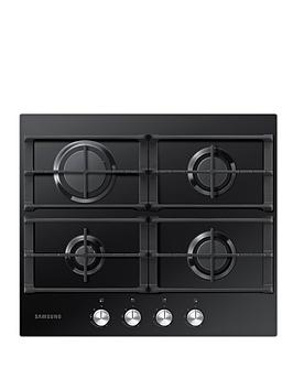 samsung-na64h3000ak-60cm-built-in-gas-hob-with-powerful-heat-black