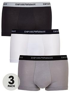 emporio-armani-bodywear-mens-trunks-3-pack