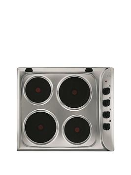 indesit-pim604ix-58cm-built-in-4-electric-hob-stainless-steel