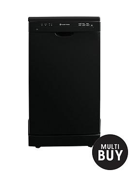 russell-hobbs-rhsldw2b-9-place-slimline-dishwasher-black