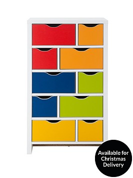 kidspace-jazz-10-drawer-chest-multi