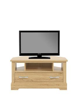 Southwold Corner Tv Unit  Fits Up To 42 Inch Tv