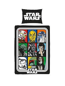 star-wars-force-panel-single-duvet-cover-set