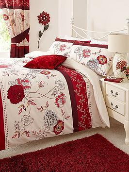 Fern Bedding Range  Fern Double Duvet Cover Set