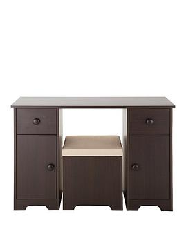 Oxford Dressing Table And Stool Set