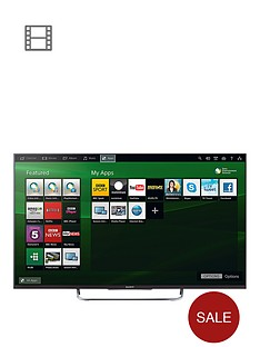 sony-kdl50w829bbu-50-inch-active-3d-full-hd-freeview-hd-led-smart-tv-black