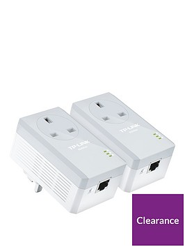 tp-link-tl-pa4010pkit-av60-pass-through-powerline-starter-kit-white