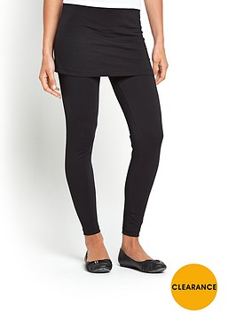 joe-browns-the-essential-2-in-1-leggings-black