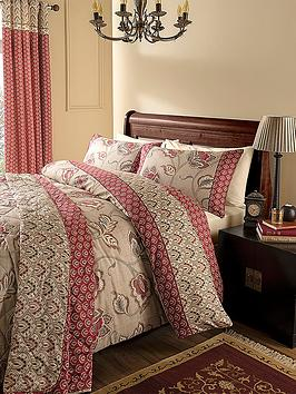 Catherine Lansfield Catherine Lansfield Kashmir Duvet Cover Set Picture