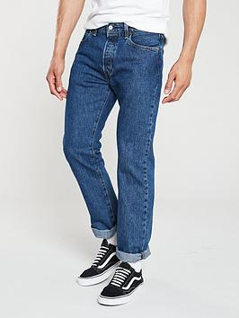Levi's Levi'S 501 Original Fit Jeans - Stonewash Picture