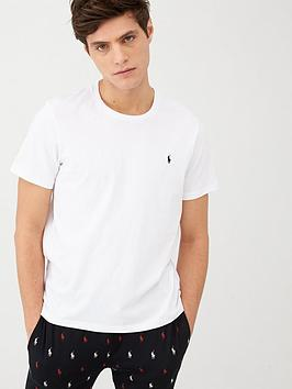 Polo Ralph Lauren   Logo Lounge T-Shirt - White