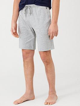Polo Ralph Lauren   Jersey Lounge Shorts - Grey Melange