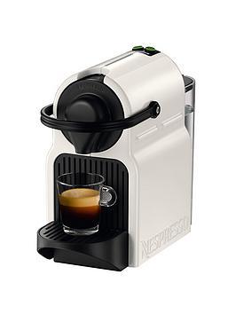 Nespresso Inissia Xn100140 Coffee Machine By Krups  White